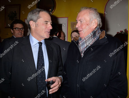 'The Launch of Deserter the Last Untold Story of the 2ww' Book Party by Author Charles Glass at A Private Residence in Notting Hill Author Charles Glass and Lord Hesketh