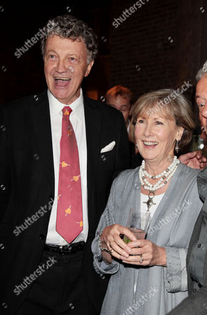 Stock Picture of Book Publication Party For 'Inheritance' at Asprey Old Bond Steet Patti Palmer Tomkinson