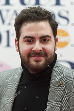 Brit Awards 2015 with Mastercard at the O2 - Arrivals Andrea Faustini