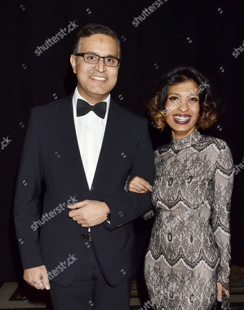 Stock Picture of Dinner For the British Asian Trust at the Natural History Museum (royal Rota Daily Mail) Atul Kochhar