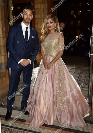 Dinner For the British Asian Trust at the Natural History Museum (royal Rota Daily Mail) Tasmin Lucia Khan