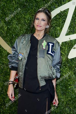 Editorial photo of British Fashion Awards - 02 Dec 2013