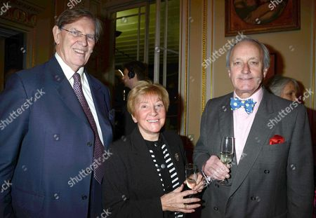 Bruges Group Dinner to Mark the 20th Anniversary of the Maastricht Rebellion at the Lansdowne Club Berkeley Square Bill Cash Mp Teresa Gorman and Neil Hamilton