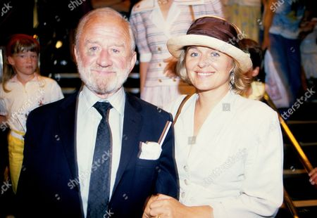 Charity Premiere of 'Danny the Champion of the World' with Afterparty at Stringfellow's Nightclub Sinead Cusack and Her Father Cyril Cusack