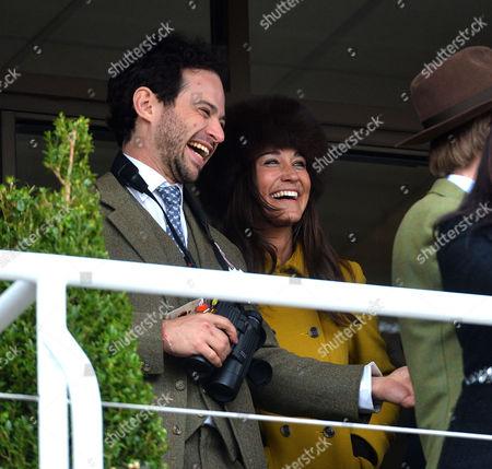 Editorial picture of Cheltenham Festival. - 14 Mar 2013
