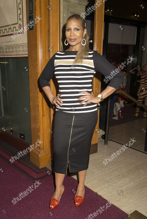 Premiere of Cirque Du Soleil's Kooza at the Royal Albert Hall Kensington Denise Pearson