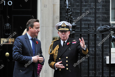 Commando 999 Speedmarch (royal Marines Who Serve with the Uk Emergency Services) Begins in Downing Street They Aim to Raise £1 Million For the Royal Marines Association by 2014 David Cameron and First Sea Lord Admiral Sir Mark Stanhope