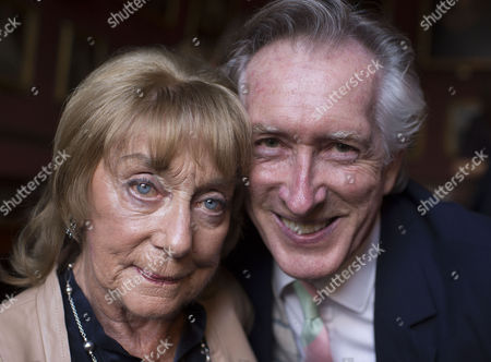 Dame Gillian Lynne Makes an Announcement Sharing the Secrets Behind Her Remarkable Vitality and Longevity at the Garrick Club Gillian Lynne with Her Husband Peter Land