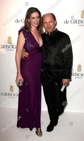 De Grisogono Party at Eden Roc During the 63rd Cannes Film Festival Nathalie Von Bismarck- Schoenhausen and Carl Eduard Von Bismarck