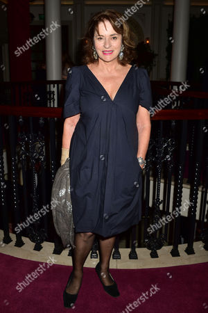 Evening Standard 60th Theatre Awards at the London Palladium Theatre Diana Quick