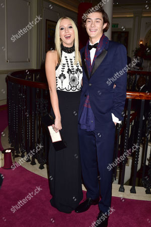 Evening Standard 60th Theatre Awards at the London Palladium Theatre Princess Maria-olympia of Greece and Denmark
