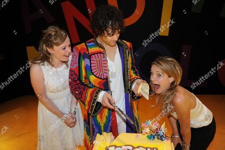 Editorial photo of First Anniversary of 'Joseph and the Amazing Technicolor Dreamcoat' - 17 Jul 2008