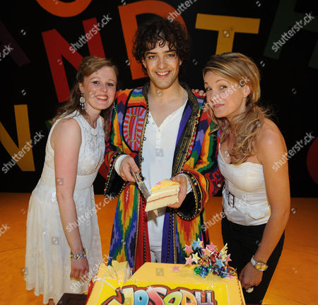 Editorial image of First Anniversary of 'Joseph and the Amazing Technicolor Dreamcoat' - 17 Jul 2008