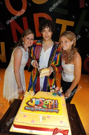 Editorial picture of First Anniversary of 'Joseph and the Amazing Technicolor Dreamcoat' - 17 Jul 2008