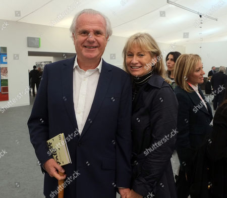Frieze Art Fair Private View Regents Park London Lord Paul & Lady Alison Myners