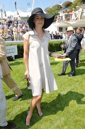 Glorious Goodwood Horse Racing Ladies Day at Goodwood West Sussex Georgina Rylance