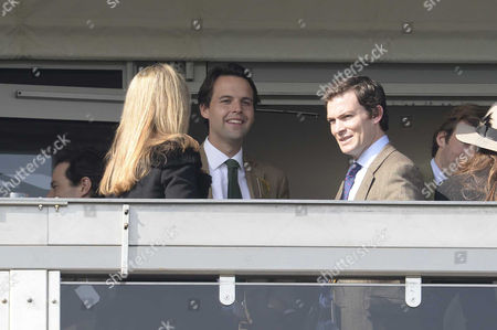 Cheltenham Festival 2014 at Cheltenham Race Course Gloucestershire - Gold Cup Day Charlie Gilkes