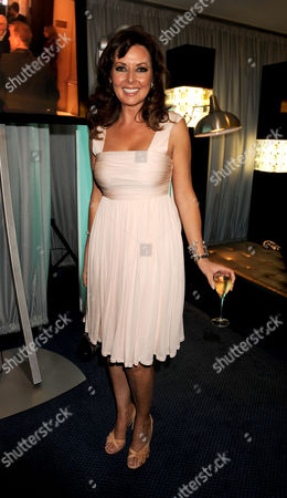 Gq Men of the Year Awards Reception at the Royal Opera House Covent Garden Carol Vorderman