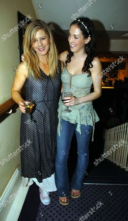Stock Image of Trevor Nunns Production of Hamlet Opens at the Old Vic Imogen Stubbs & Samantha Whittaker