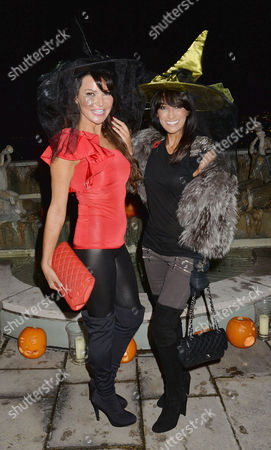 Hardlyeverwornit Com Party in Aid of Unicef in the Penthouse and Pavilion Suite at the Dorchester Hotel Jackie St Claire and Lizzie Cundy
