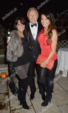 Hardlyeverwornit Com Party in Aid of Unicef in the Penthouse and Pavilion Suite at the Dorchester Hotel Jackie St Claire Harold Tillman and Lizzie Cundy