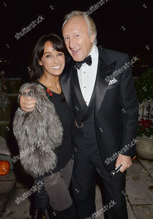 Hardlyeverwornit Com Party in Aid of Unicef in the Penthouse and Pavilion Suite at the Dorchester Hotel Jackie St Claire and Harold Tillman