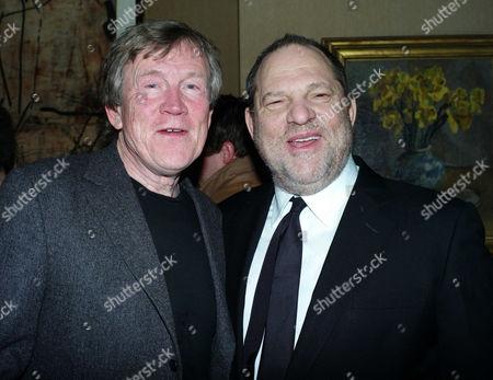 'The Artist' Vip Screening Hosted by Harvey Weinstein at the Charlotte Street Hotel Duncan Heath and Harvey Weinstein