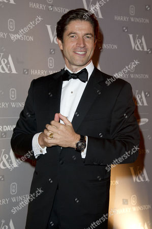 Hollywood Costume Dinner at the V&a Frederic De Narp Ceo of Harry Winston
