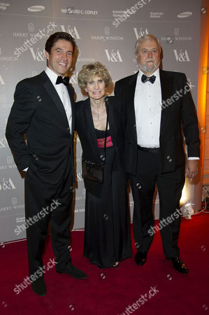 Editorial image of Hollywood Costume Dinner at the V&a - 16 Oct 2012