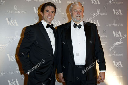 Editorial photo of Hollywood Costume Dinner at the V&a - 16 Oct 2012
