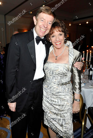 Inspirational Women of the Year Awards at the Marriott Hotel Grosvenor Square Henry Kelly and Esther Rantzen Cbe