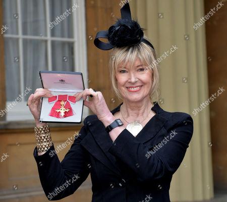 Investiture at Buckingham Palace Julia Somerville