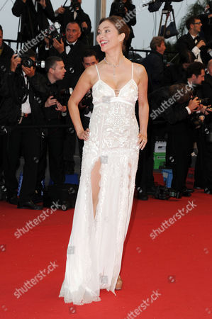 'Jimmy P Psychotherapy of A Plains Indian' Red Carpet at the Palais Des Festivals During the 66th Cannes Film Festival Isabella Orsini
