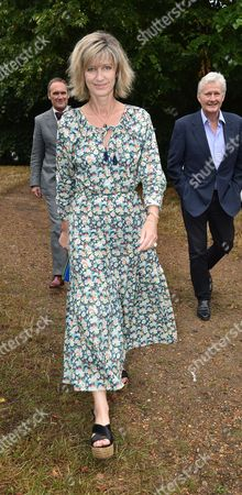 Lady Annabel Goldsmith Summer Party at Her Home Richmond Nicola Formby
