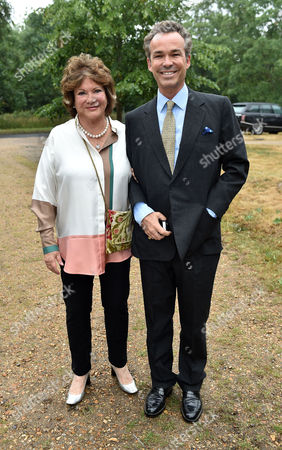 Editorial image of Lady Annabel Goldsmith Summer Party - 14 Jul 2015