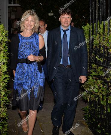 Editorial image of Lady Annabel Goldsmiths Summer Garden Party - 10 Jul 2013