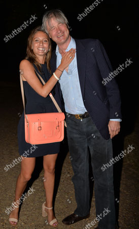 Lady Annabel Goldsmiths Summer Garden Party Jemima Jones and Bunter Somerset the Marquess of Worcester