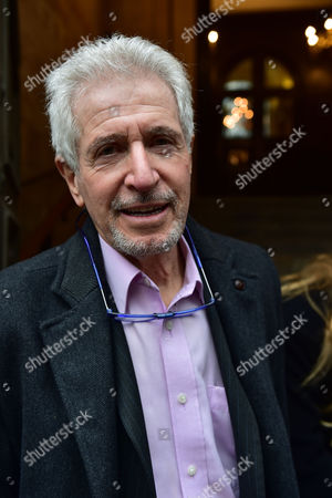 Lynda Bellingham Service of Thanksgiving at St Stephen's Church Walbrook London George Layton