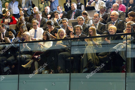 Editorial image of Mayoral Elections Results at City Hall - 04 May 2012