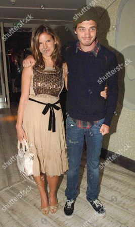 Stock Picture of Party Following the Uk Premiere of Memoirs of A Geisha at Nubo Berkeley Berkeley Street London Kate & Jake Sumner ( Son & Daughter of Sting)
