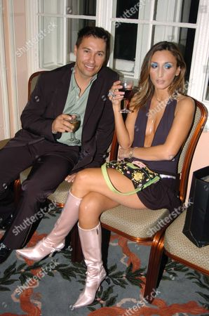 A Party at Simpsons in the Strand Following the 1st Night of Murderous Instincts at the Savoy Theatre Nathan Moore & Guest