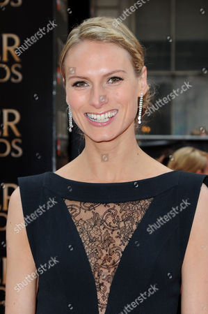 Olivier Theatre Awards Red Carpet Arrivals at the Royal Opera House Clare Harding