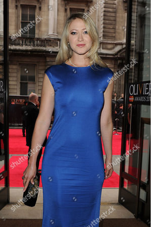 Olivier Theatre Awards Red Carpet Arrivals at the Royal Opera House Siobhan Hewlett
