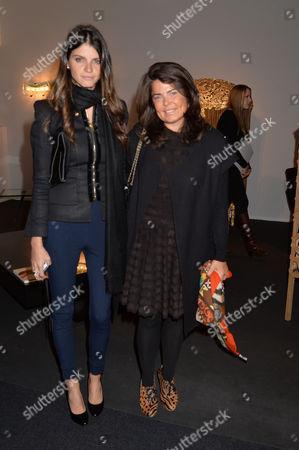Pad Art and Design Fair in Pavilion in Berkeley Square Mayfair London Jeisa Chiminazzo & Daniella Helayel