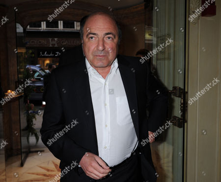 A Cocktail Party at Partridge Fine Arts Bond Street For Prince Dimitri of Yugoslavia's Collection of Fine Jewellery Boris Berezovsky