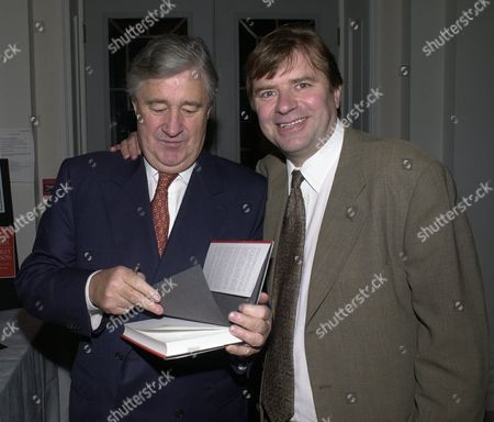 Party For the Publication of Geoffrey Robinson's Book 'The Unconventional Minister' at Somerset House Geoffrey Robinson and Charlie Whelan