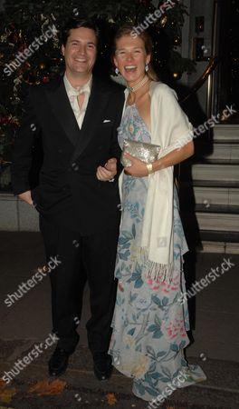 Davina Duckworth Chad with Her Husband Tom Barber