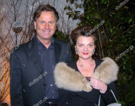 the Premiere of 'Big Fish' at the Warner Village Westend and Party at the St Martin's Lane Hotel Lulu Guinness with Her Husband Valentine Guinness