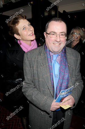 Editorial photo of Press Night For 'Love Never Dies' Arrivals at the Adelphi Theatre - 09 Mar 2010
