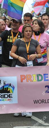 Editorial image of Pride London March 2009 - 04 Jul 2009
